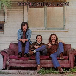 Crosby Stills and Nash 1969